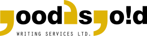 Good As Gold Writing Services Ltd logo