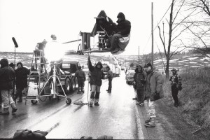 Film set of Hoffa