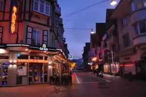 Le Touquet after dark