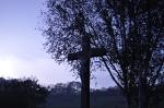 Jesus at twilight