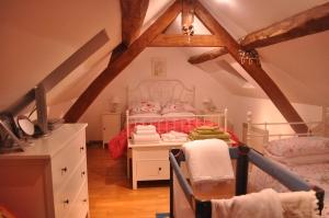 Upstairs at Primrose Cottage