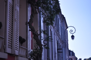 Street in Montreuil-sur-Mer