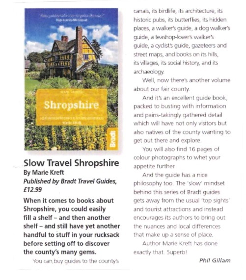Shropshire Review review