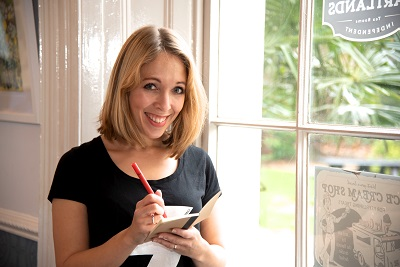 Marie Kreft travel writer
